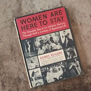 Other - LAST DAY Women Are Here To Stay Book